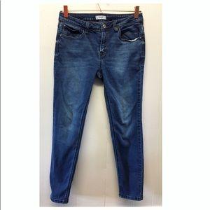 Kensie   Nordstrom Brand Mid Rise Skinny Jeans